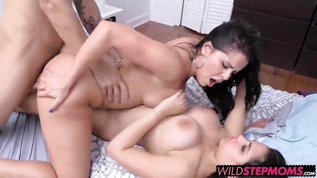 Reife sexy gefickt im Bett, mit roten High sex video clips kostenlos Heels